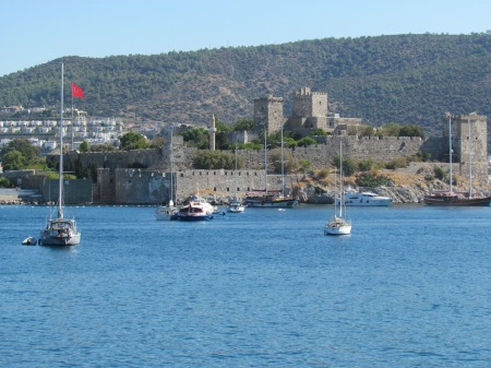 Bodrum Turkey St Peter's Castle