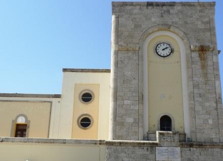 Kos Italian Architecture