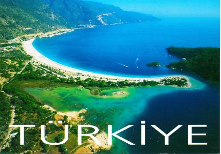 Turkey Postcard