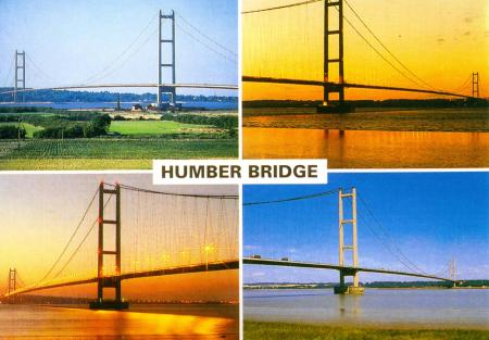 Hull Humber Bridge