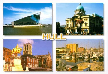 Hull Humberside Yorkshire