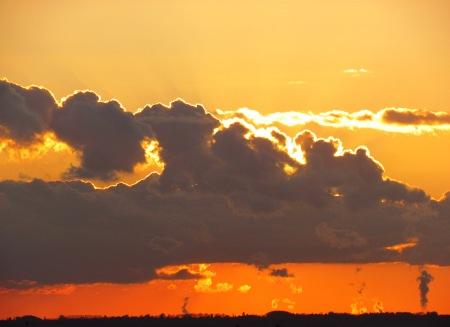 Humber Estuary Sunset