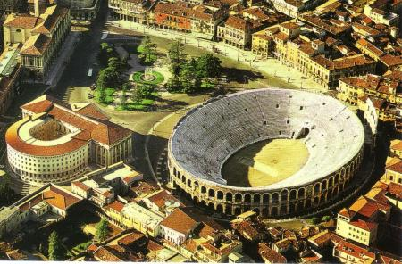 Verona Amphitheatre Italy