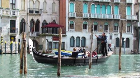 Venice Italy Gondola Canals