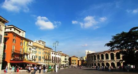 Verona Italy Amphitheatre