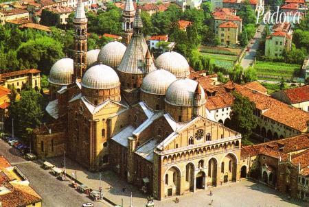 Padova Italy Cathedral