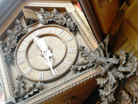 Germany Triberg Cuckoo Clock