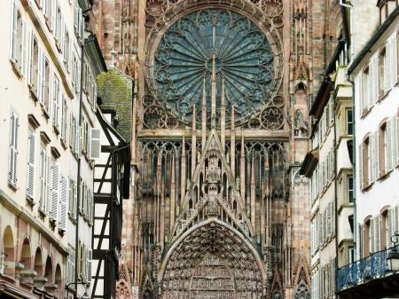 Strasbourg Cathedral Alsace France