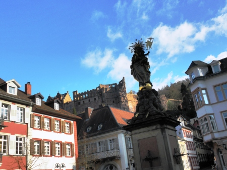 Heidelberg Castle Germany