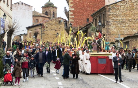 Siguenza Palm Sunday Parade