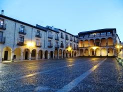 Siguenza Spain Plaza Mayor