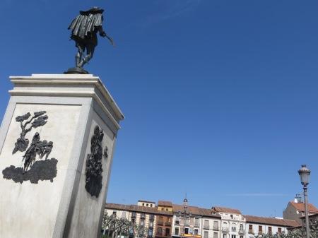 Alcala de Henares Central Spain
