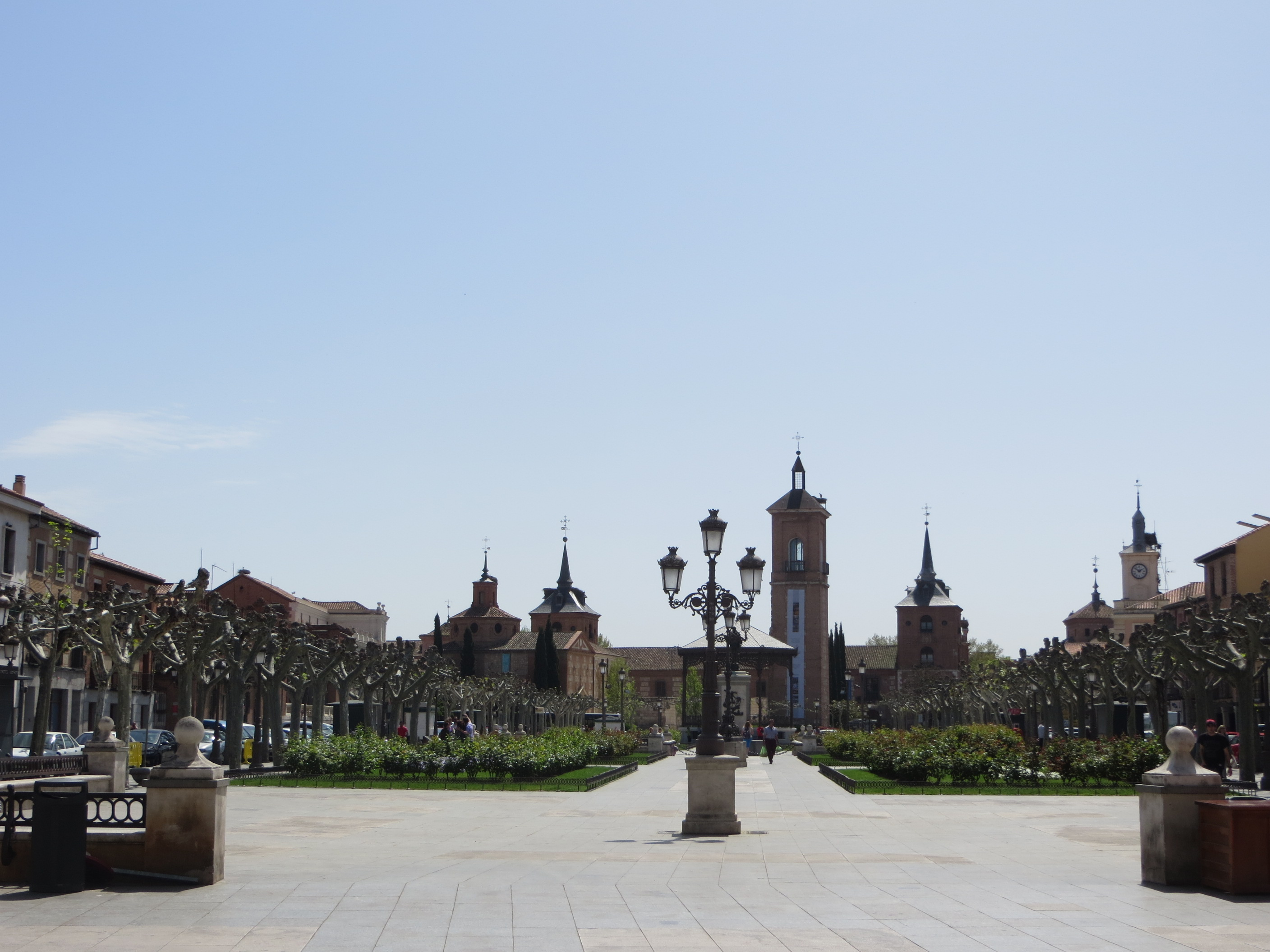 Alcala de Henares Spain  City new picture : Alcala de Henares Spain