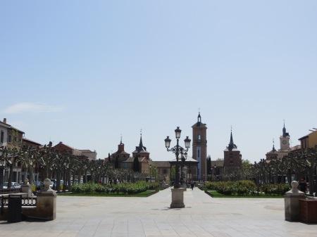 Alcala de Henares Spain