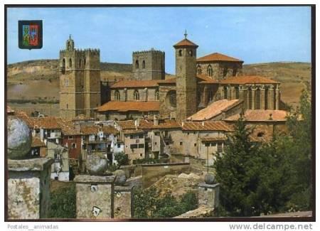 Siguenza Postcard 2