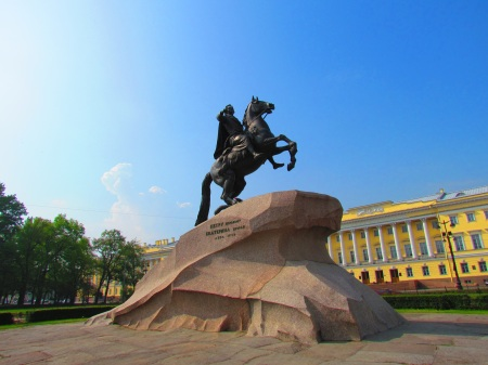 Peter the Great Saint-Petersburg
