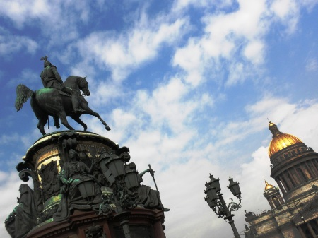 Tsar Nicholas I Saint-Petersburg
