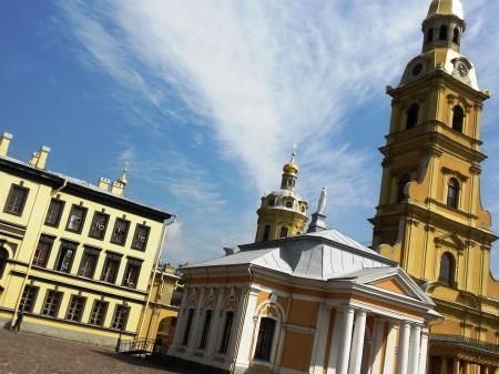 Peter and Paul Fortress Saint-Petersburg