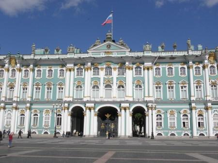 Hermitage Museum Saint Petersburg