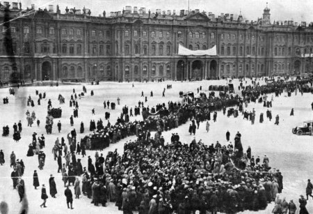 Winter Palace Revolution