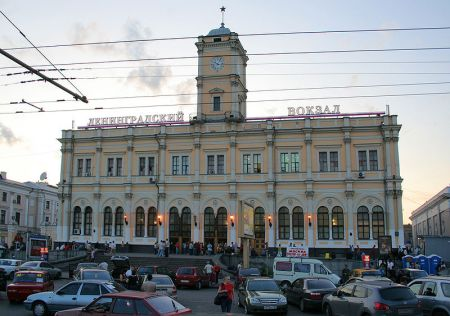 Saint Petersburg Railway Station