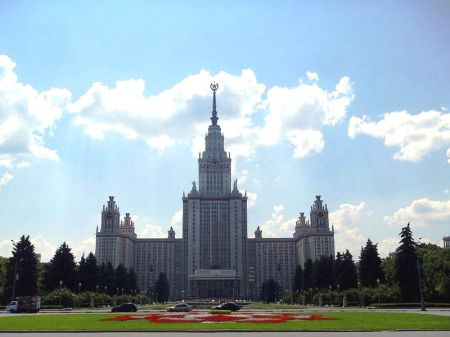 Seven Sisters Moscow State University
