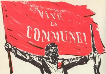 Commune Red Flag
