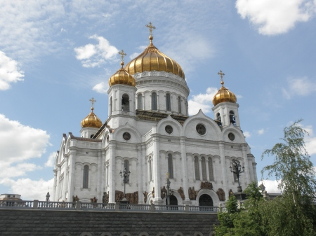 Cathedral of Christ Saviour Moscow