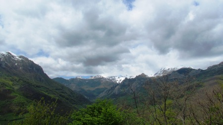 Mountain Drive from Oviedo