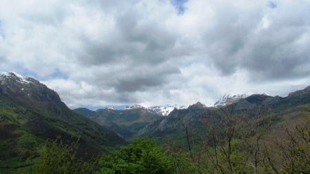 Mountain Drive from Oviedo