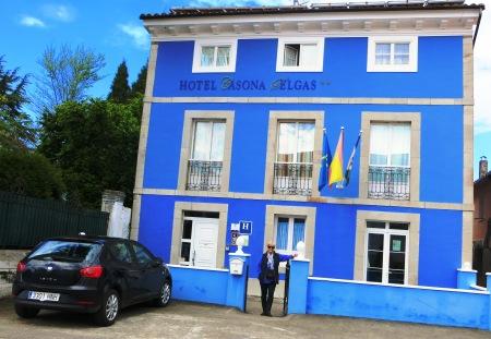 hotel Casona Selgas Cudillero