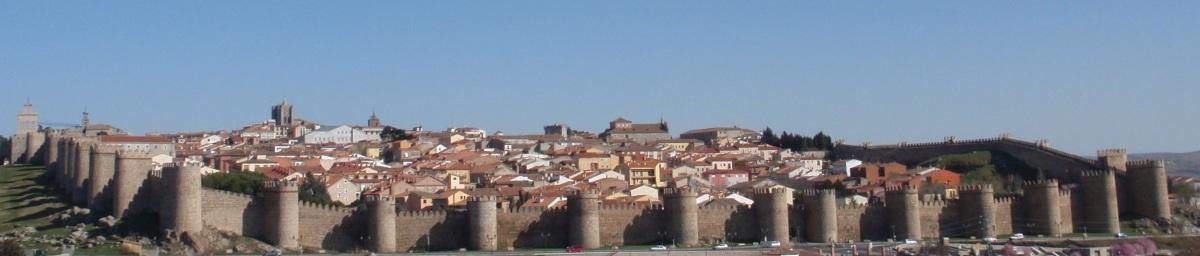 Northern Spain – The City of Ávila