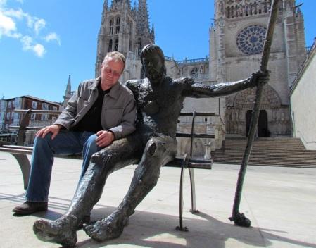 Burgos Pilgrims Weary