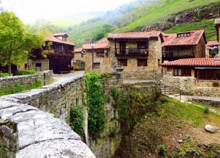 Valle de Cabuérniga Cantabria Spain