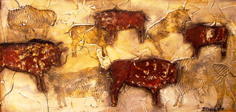 Altamira Cave Paintings