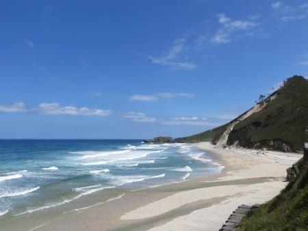 Cantabria Coastline Beach